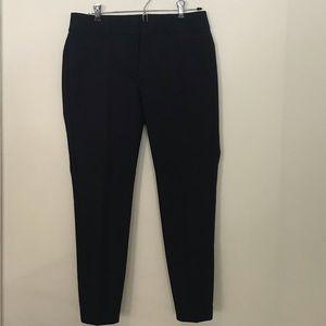 Navy Blue Skinny Pants in Julie Fit (Curvy)